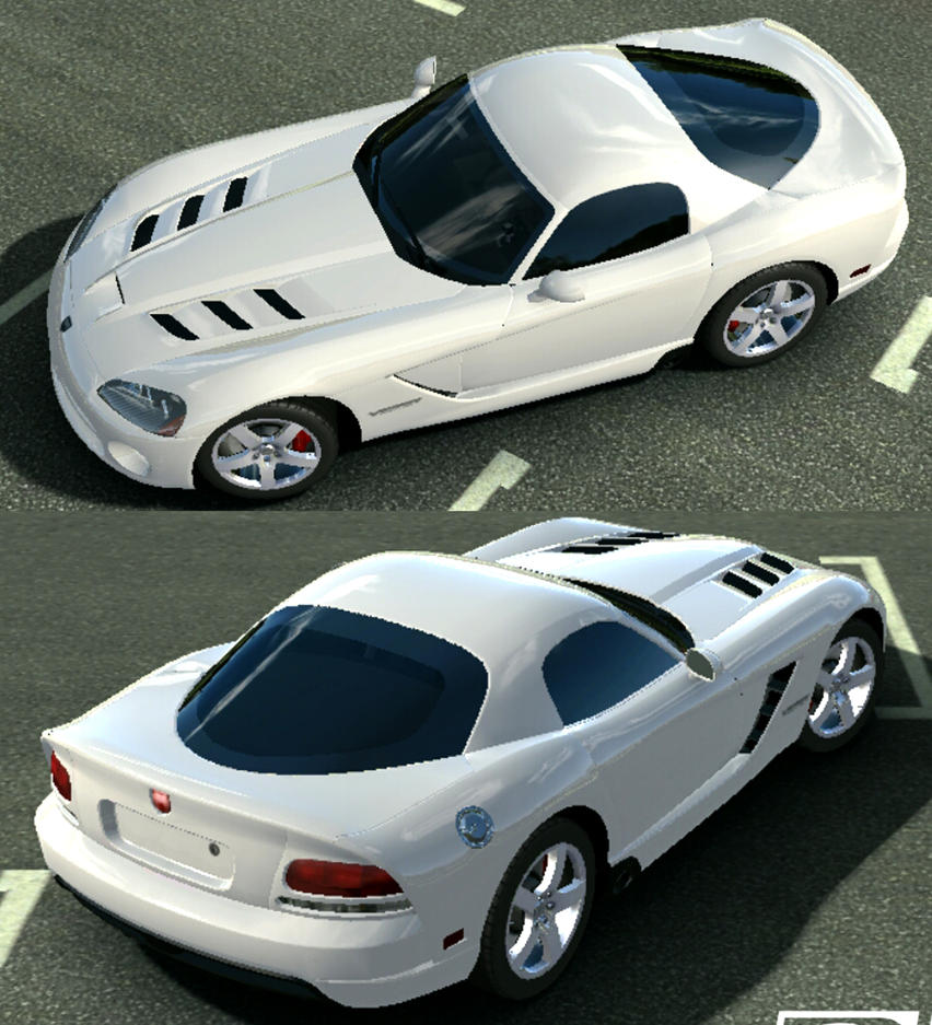 My Viper Coupe in Real Racing 3 by toyonda