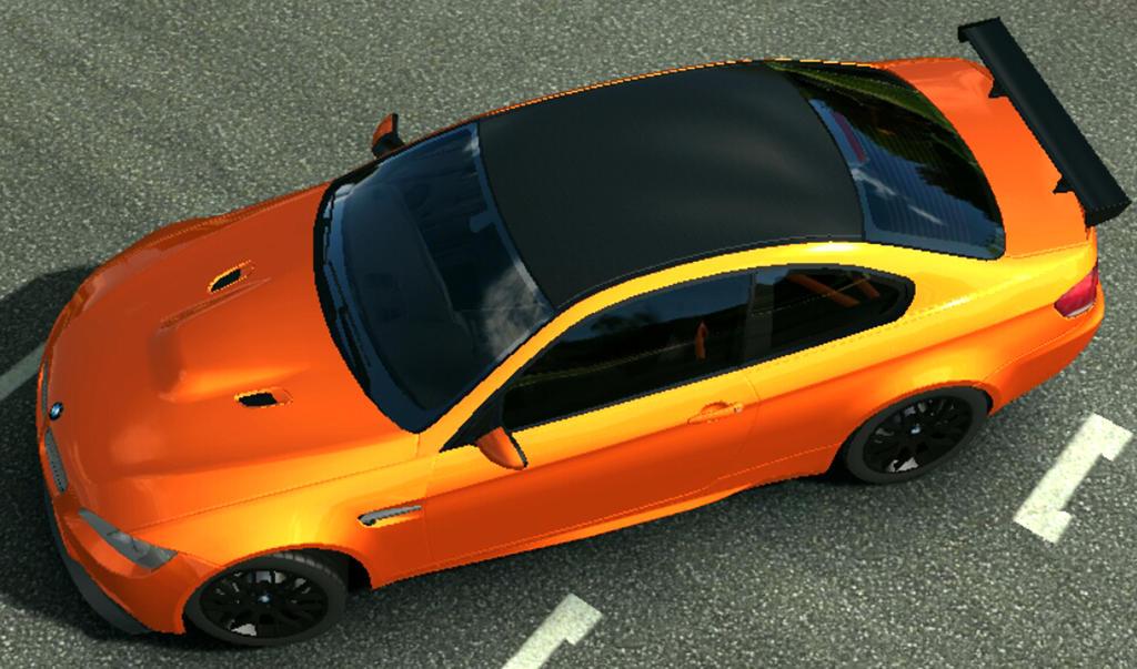 Orange Bavarian Muscle by toyonda