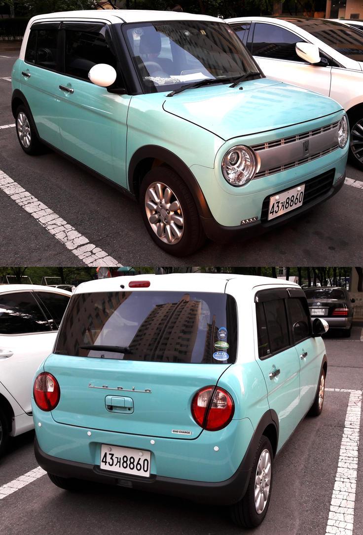 Suzuki Lapin by toyonda