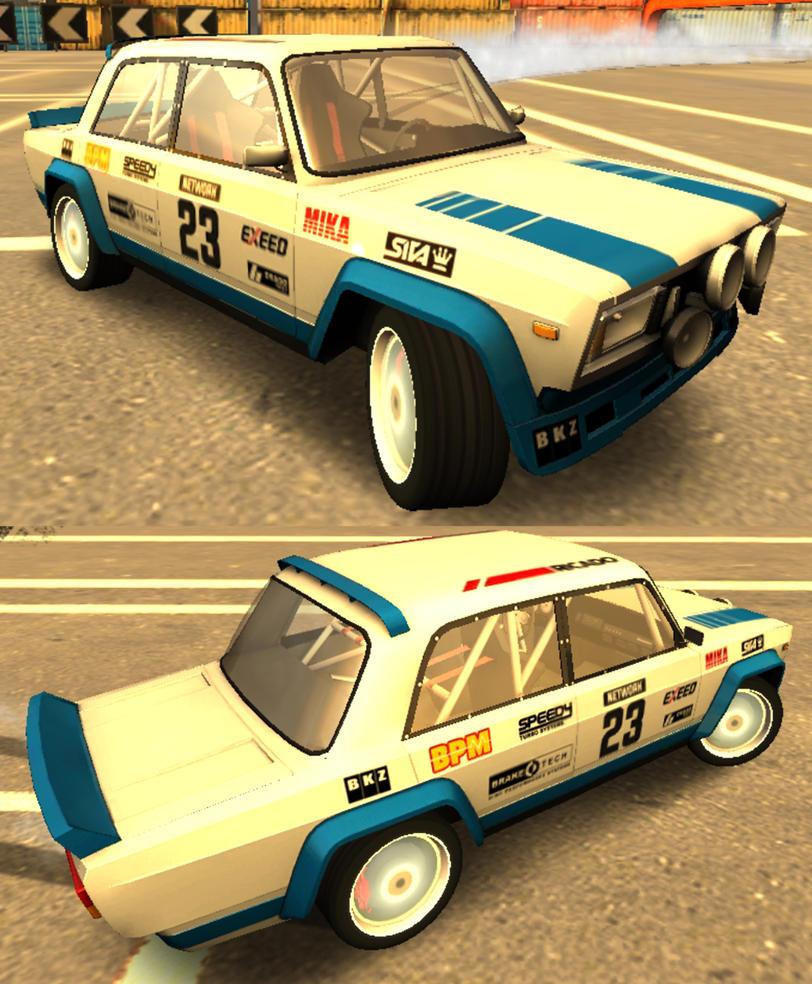 Turbo Russia by toyonda
