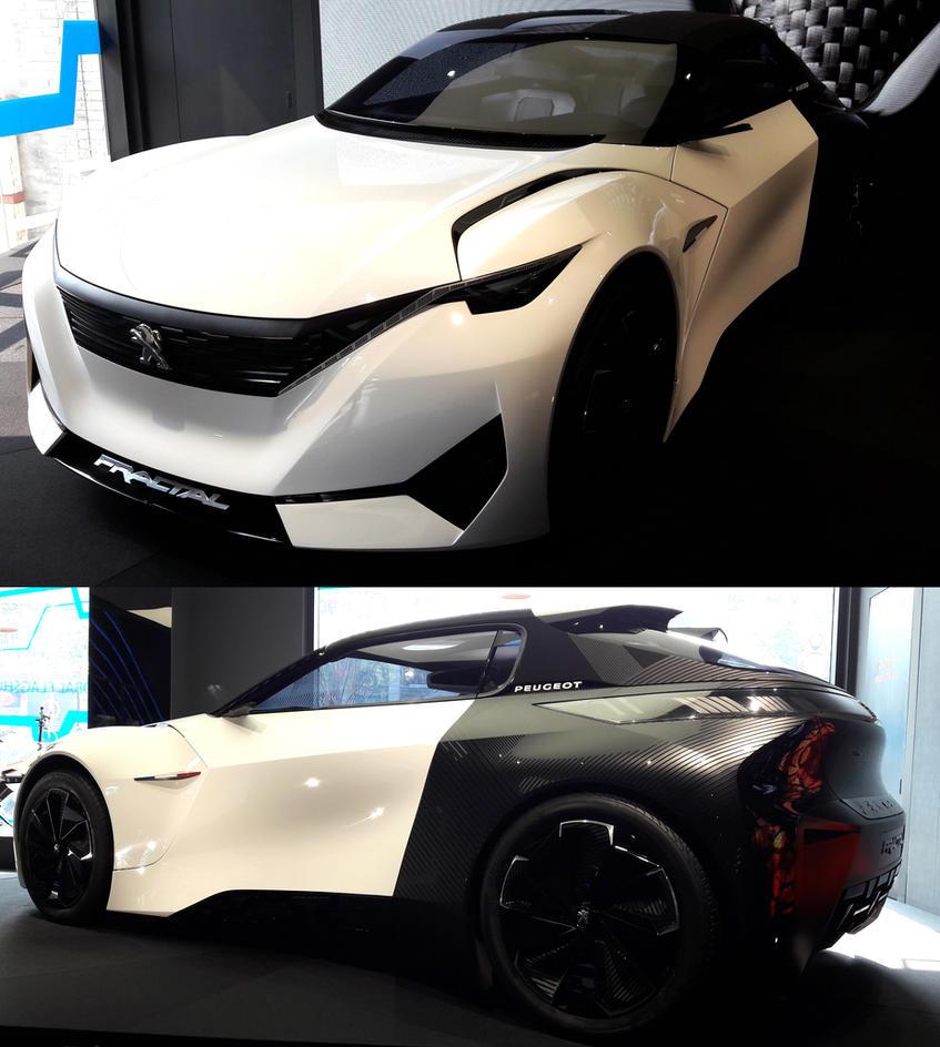 Peugeot Fractal Concept by toyonda