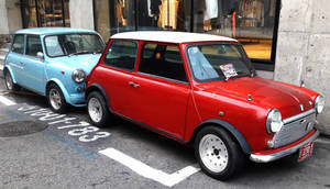 Classic Minis by toyonda