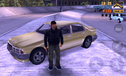 Grand Theft Auto III by toyonda