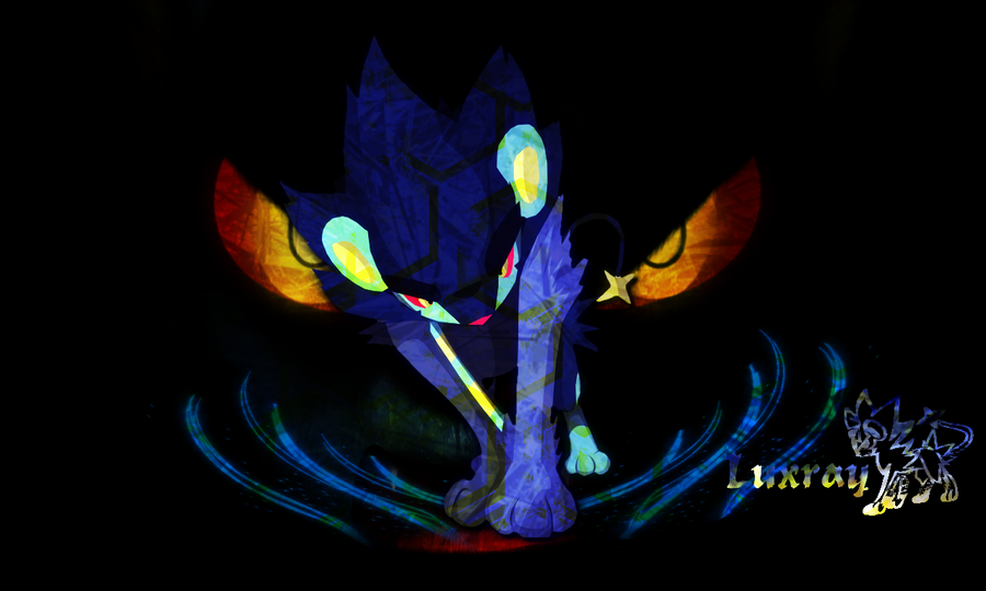 Luxray By NickNac6 On DeviantArt