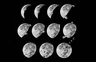lunar phases of sleep