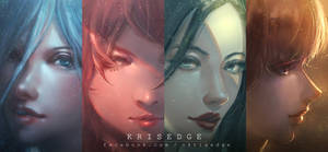 KRISEDGE Cover1 by Krisedge