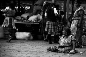Market Beggar by SantiBilly