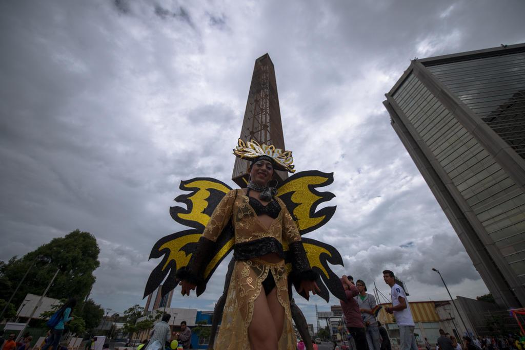 Gay pride parade, Guatemala city by SantiBilly