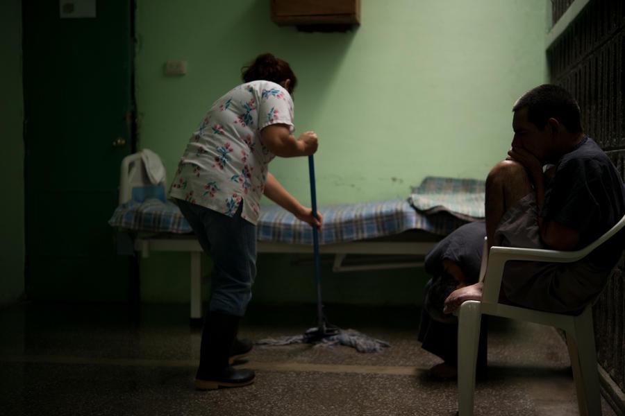 Mental health hospital Federico Mora by SantiBilly
