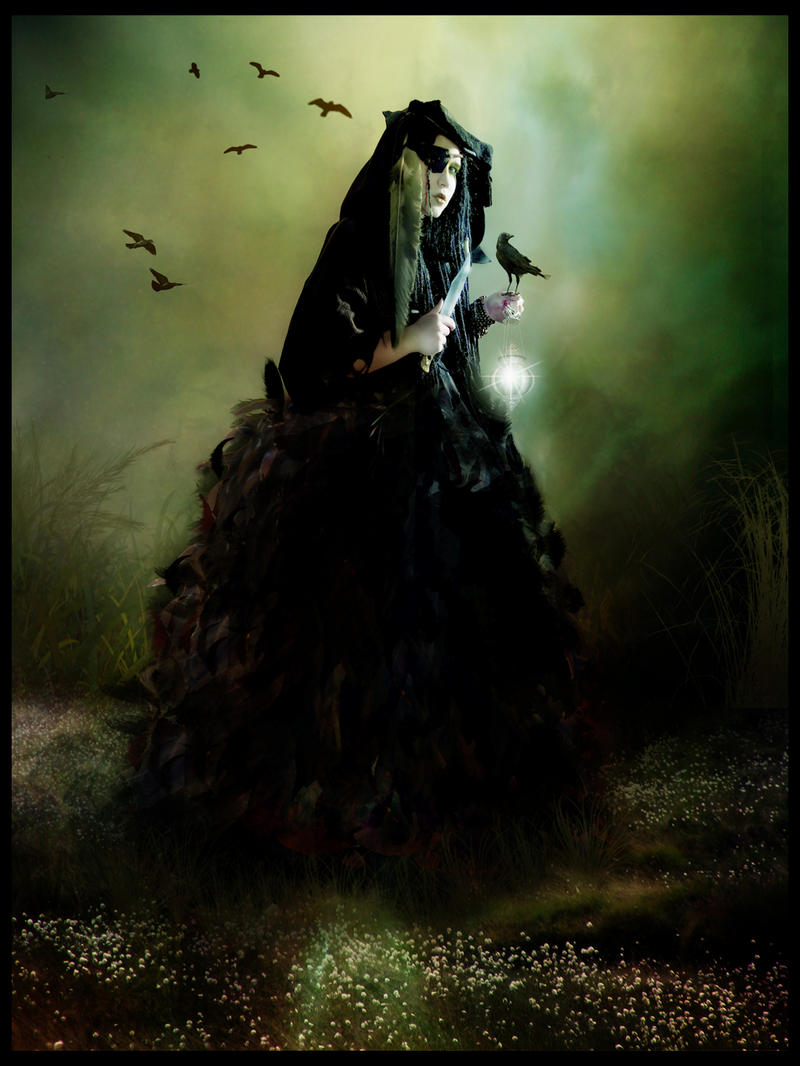 Witch artwork  Etsy