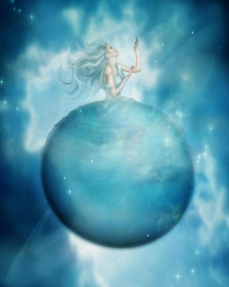 The Planets - Uranus by InertiaK