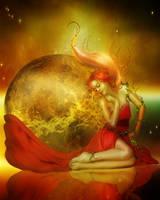The Planets - Venus by InertiaRose