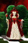 The Red Queen by InertiaRose