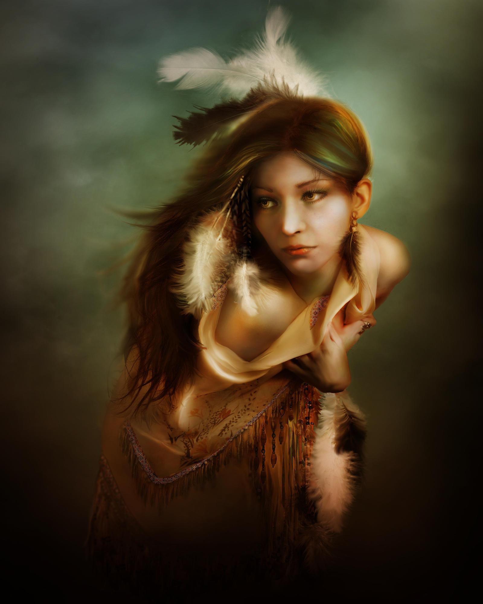 Little Dove by InertiaRose