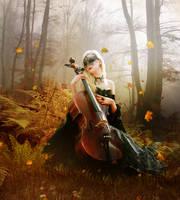 Fall Melody by InertiaRose