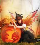 Pumpkin Fae