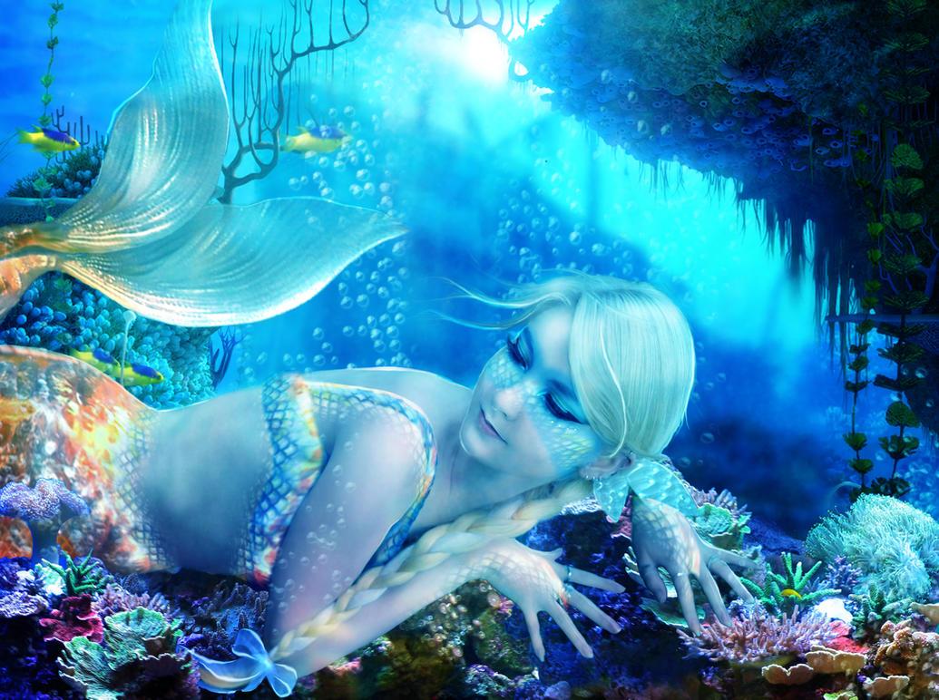 Coral Dreams by InertiaK