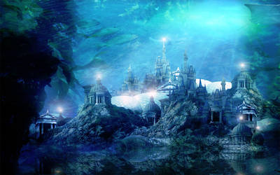 The Lost City by InertiaRose