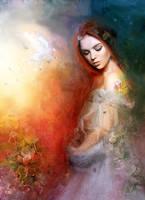 Magnolia by InertiaRose