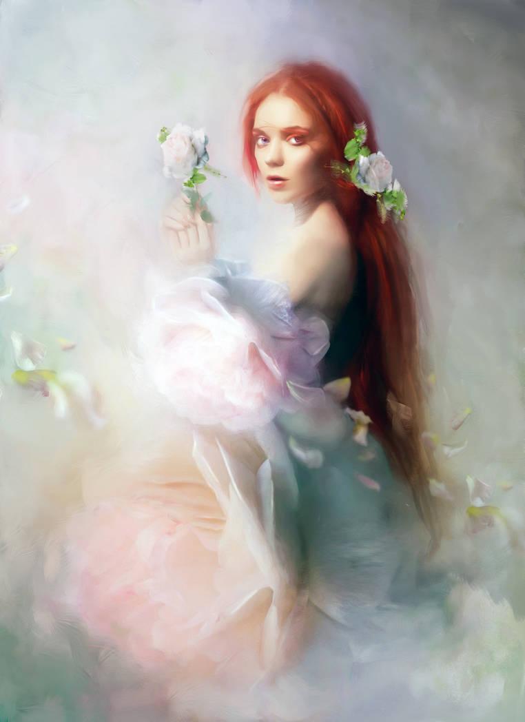 Wild Rose by InertiaRose