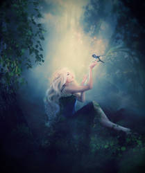 Nature's Wish by InertiaRose