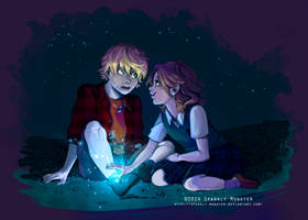 MDI Jack y Victoria by Sparkly-Monster