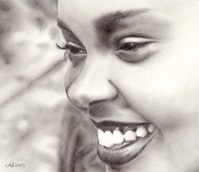 Jill Scott 'Gimme' a Smile by MrBrowne