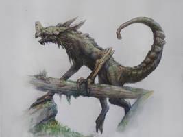 Stick Dragon