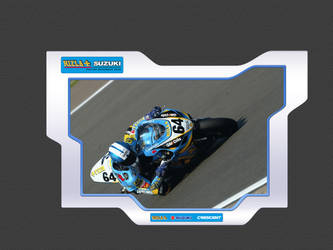 Rizla-Suzuki Moto GP by headspace