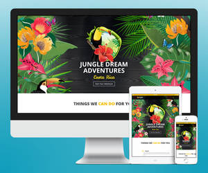 JDA Website Design (Welcome)