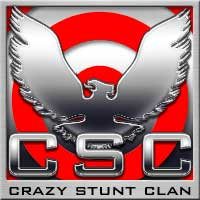 CSC Battlefield 2 Clan Logo by headspace