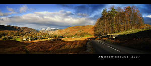 The Road to Chapel Stile by cardinal