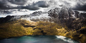 Snowdonia VI by cardinal