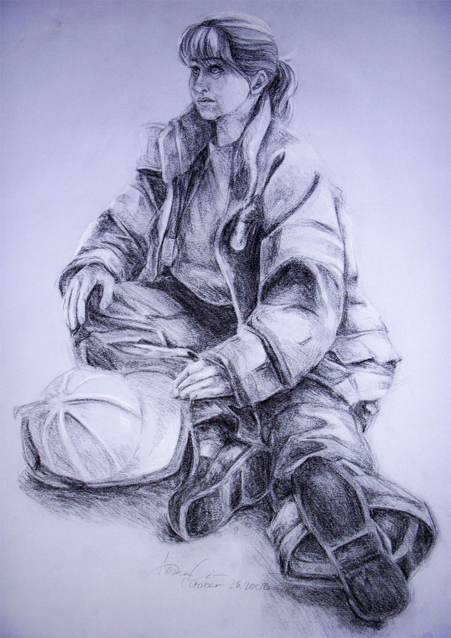 list of synonyms and antonyms of the word firefighter drawings