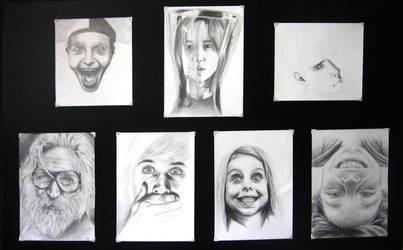 Portrait layout