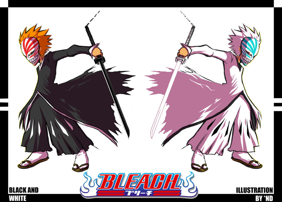 Bleach XD by andy5281