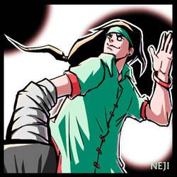 Neji XD by andy5281
