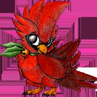 Cardinal Reve by oakleafwolf
