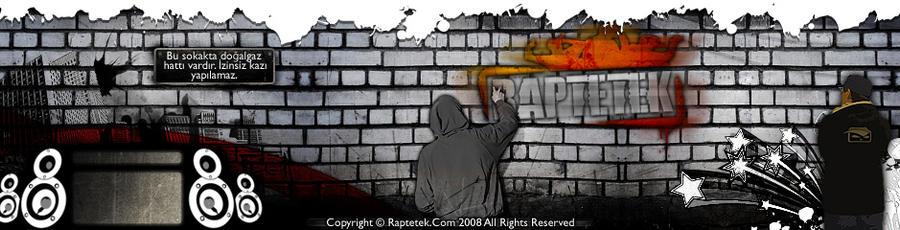 Raptetek.Com Footer