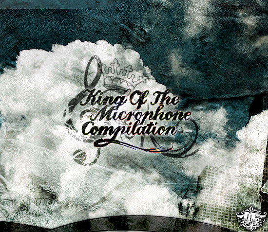 King Of The Microphone - Front