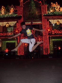 JUMP for JOY this Christmas