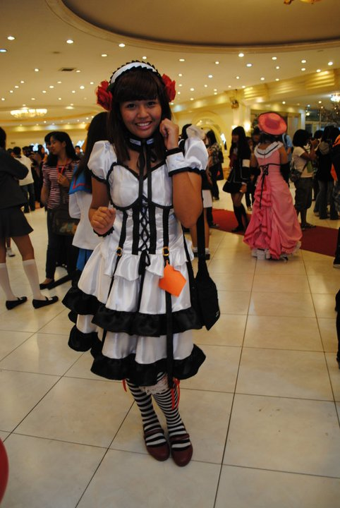 Haruhi Suzumiya Gothic Lolita