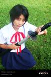 Saya Otonashi : Blood+