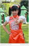 Ling Xiaoyu: Peace!
