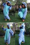 Stitch Mascot Pajama!