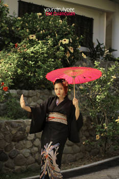 Kyoto Chronicles - Geisha Shoot