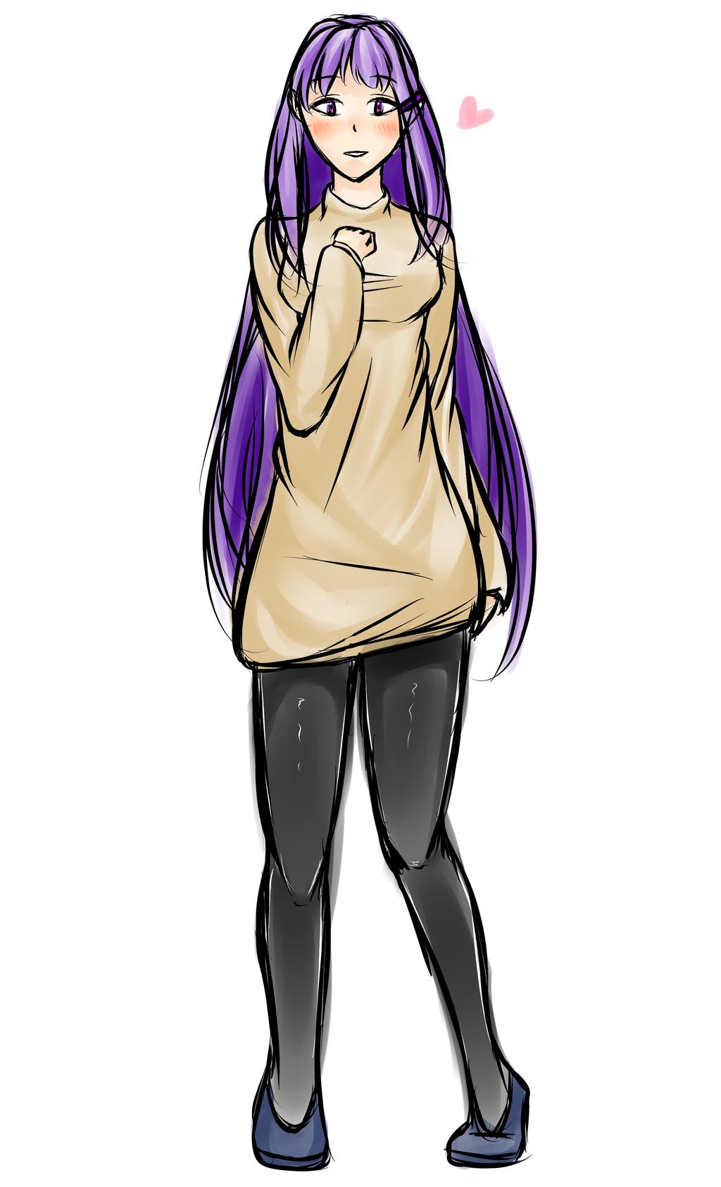 Yuri doki doki literature club