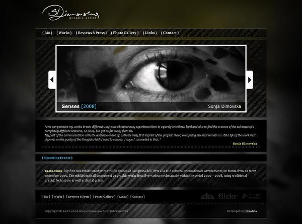 www.dimovskas.com, NewWebpage by dimovskas