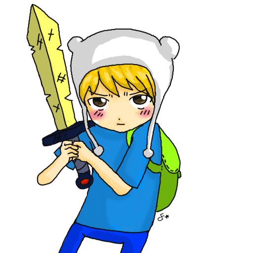 ITS~ AAAADVENTURE TIME! :D by Chinxinator10