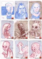 Star Wars Cards 4